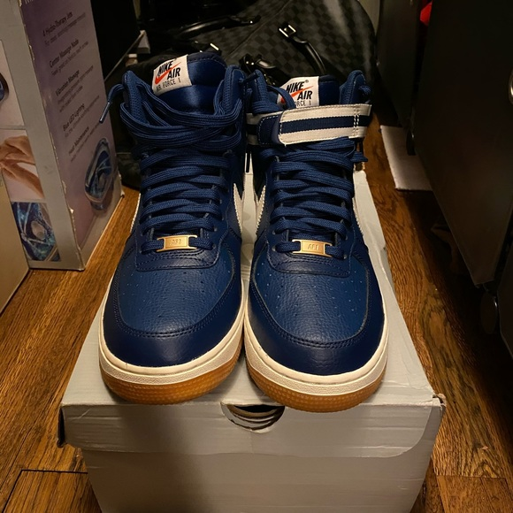Nike Shoes | Nike Uptowns Navy Blue